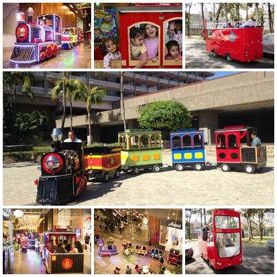 Venta de Trenes Eléctricos infantiles en el Mundo