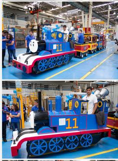 tren-electrico-infantil-kiddie-train 2